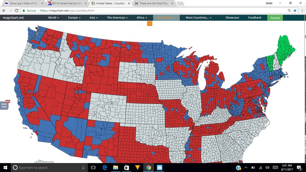 electoral college map projections Track the 2018 senate election with a red/blue map of the us updated daily using the latest apr11 cbo projections are www wwwelectoral-votecom.