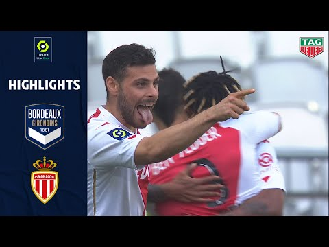 Bordeaux Monaco Goals And Highlights