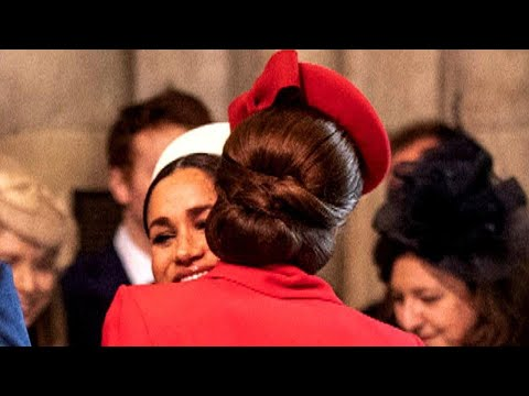 Kate Middleton and Meghan Markle Reportedly Made Private Pact to Be Cordial to Each Other in Publ…