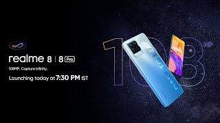 realme 8 series | Launch Event