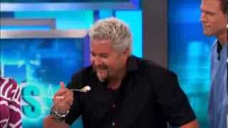"The Doctors\' Healthy ""Diners Drive-Ins and Dives\"" Menu - With Guy Fieri"