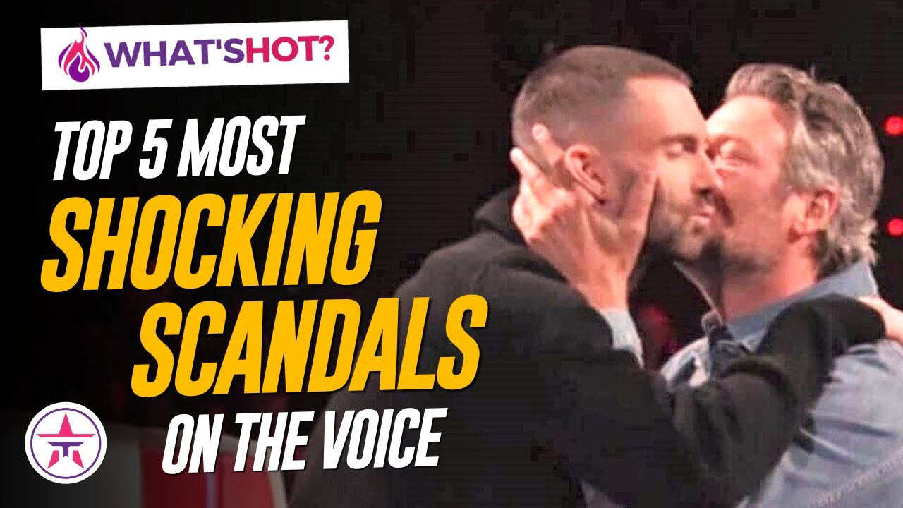 Download 5 Most SHOCKING Scandals on The Voice EVER! Which One is the WORST?