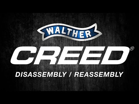 Creed Take Down - Walther Creed - How to Disassemble & Reassemble