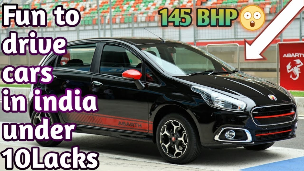 top 5 most fun to drive cars in india under 10 lacks 2018 car guru ford vw nexa fiat. Black Bedroom Furniture Sets. Home Design Ideas