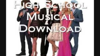 High School Musical All Song