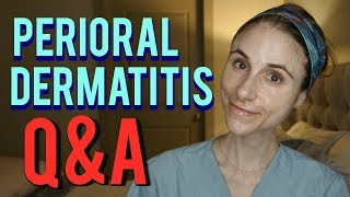 Perioral dermatitis Q&A: tips & things to avoid  Dr Dray