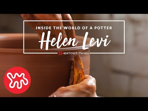 AT Makers: Helen Levi's Pottery Studio