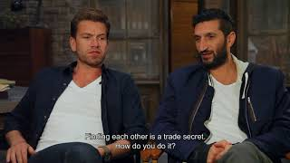 Nikolaj Lie Kaas & Fares Fares are Carl and Assad – an interview