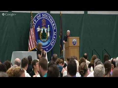 University of Southern Maine Opening Breakfast 2013