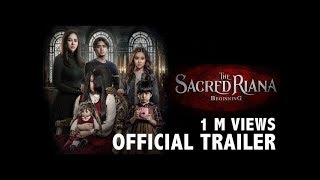 The Sacred Riana : Beginning (2019) Official Trailer - Billy Christian