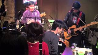Doo Doo Doo Doo Heartbreaker by the ROLLING STONES@赤坂大忘年会@赤坂Jaka'z@20121202 December2 2012