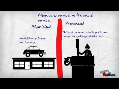 Copy of Municipal Government V.S. Provincial Government 1