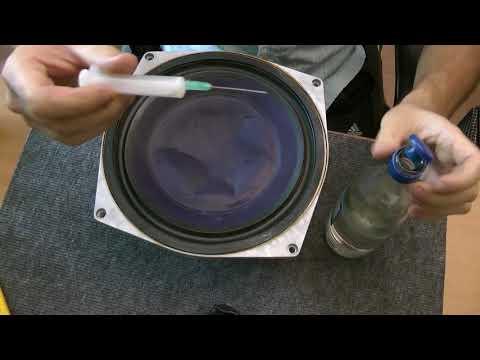 видео: Весело..Ремонт динамика 75гдн и в помохах Матрос