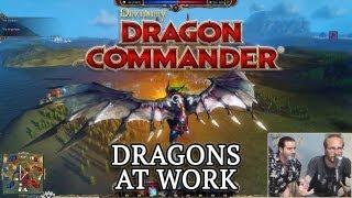 Divinity - Dragon Commander: Dragons at Work