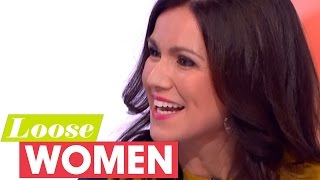 Susanna Reid Reveals What Piers Morgan Is Really Like! | Loose Women