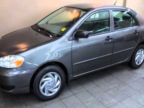 2007 Toyota Corolla CE AUTO! A/C! CERTIFIED! Sedan - Guelph, ON