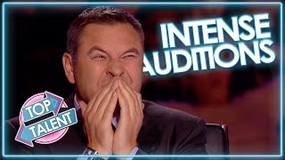 MOST INTENSE Performances EVER on Got Talent | Top Talent