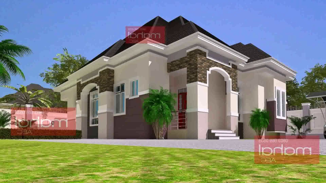 3 bedroom bungalow house plans in nigeria youtube 3 bedroom bungalow