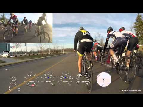 Midweek Criterium Combined race Apr 20 2016