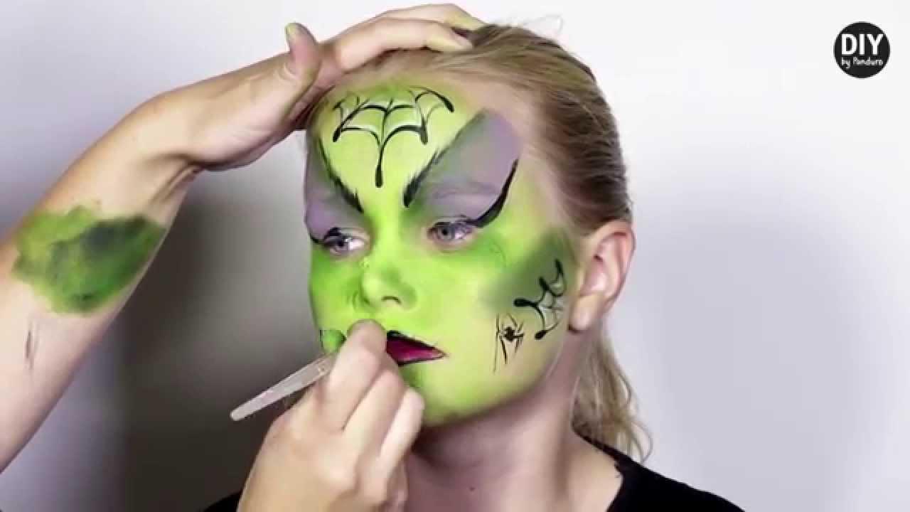 Easy Halloween Makeup For Kids.Halloween Makeup For Kids 10 Easy Tutorials Purewow