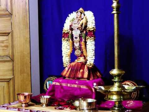 "Tamil Hymns (Pasuram) from 4000 Divyaprabandham (Dravida Vedam) - ""Nachiyar Thirumozhi"" (Sri Aandal)"