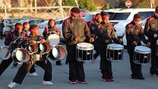 "The Huntsville Drumline ""Stick Masters"" at VBC Propst Arena Feb. 20, 2017"
