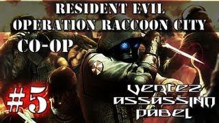 PAN-X ŚMIETANKA - Resident Evil ORC CO-OP #5 (Pabel, Assassino, Vertez)