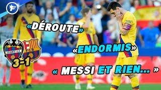 La presse espagnole dézingue le FC Barcelone | Revue de presse