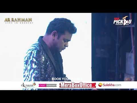 Glimpse- A.R. Rahman Live Concert 2018 in Dallas!