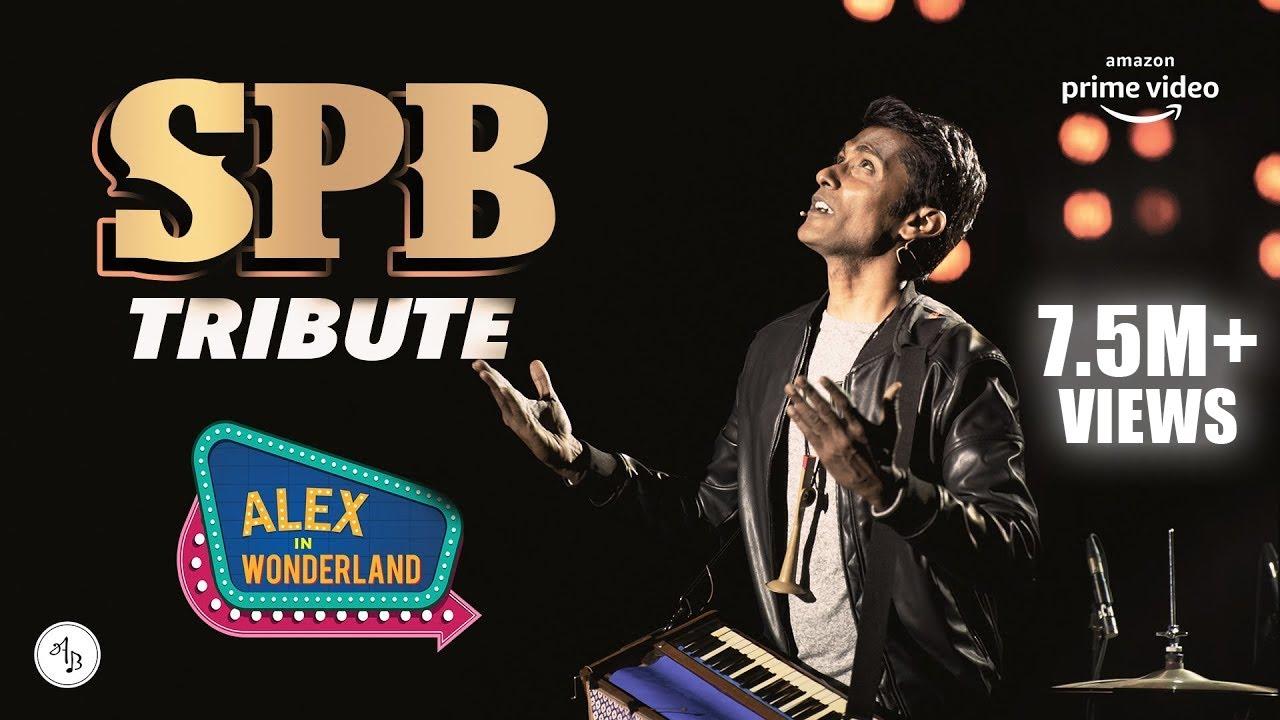 SPB Tribute from ALEX IN WONDERLAND - Standup Comedy