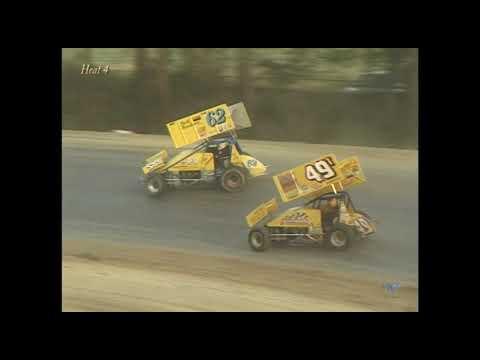 Sprints On Dirt - Crystal Motor Speedway 7.19.2003
