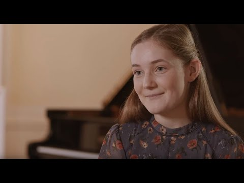 Alma Deutscher - From My Book of Melodies (English Trailer)