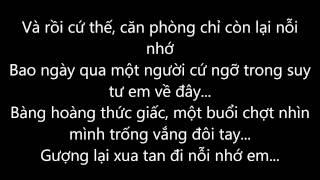 Căn gác trống - LK ft. DJ Phúc Bồ (Lyrics)