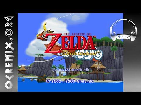 OC ReMix #2330: Legend of Zelda: Wind Waker 'Hoy, Small Fry!' [Title, Ocean] by HyperDuck SoundWorks