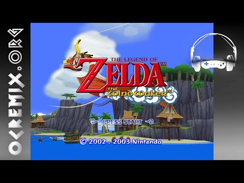 OC ReMix #2330: Legend of Zelda: Wind Waker 'Hoy, Small Fry!' [Title, Ocean] by HyperDuck SoundWorks