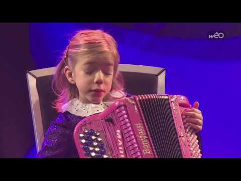 PLANET - Madlyn 7 ans - Enfant accordéon. Ma 5è télévision