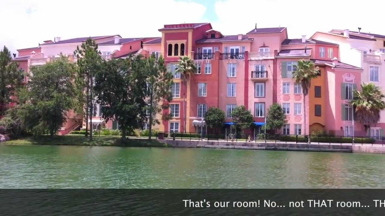 our visit to loews portofino bay hotel at universal