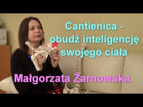 Cantienica - obudź inteligencję swojego ciała - Małgorzata Żarnowska