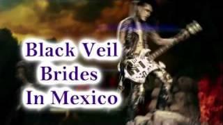 Tiketmaster Presenta: Black Veil Brides en Mexico