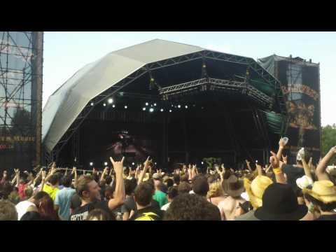 Fokofpolisiekar - Ek skyn (heilig) live at Ramfest