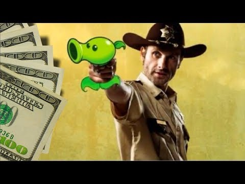 BIG WINS! Plants Vs. Walking Dead! A Showdown of Slot Machine Bonus Rounds! - 동영상