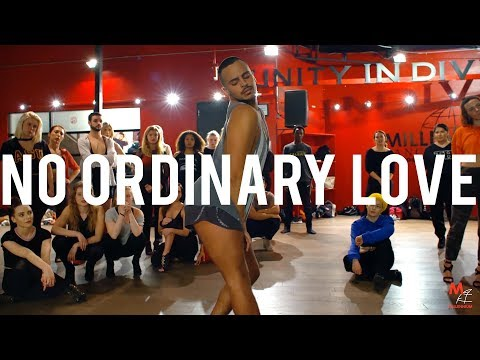 "YANIS MARSHALL HEELS CHOREOGRAPHY ""NO ORDINARY LOVE"" SADE. MILLENNIUM DANCE COMPLEX"