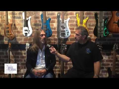 Interview with Pantera bassist Rex Brown