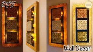 Diy Wall Hanging Craft Ideas | Diy Unique Wall Hanging | Wall Decor Diy | Wall Hanging Craft Ideas