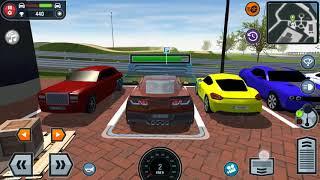 Car Driving School Simulator [Android] - Канада - все уроки на спорткаре!