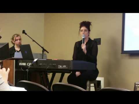 Piano for modern worship by Jessica Sheppard - Part 1 @Gateway Conference 2016