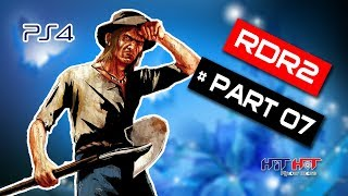 Red Dead Redemption 2 Gameplay Part 7 (RDR2) By HIT HOT