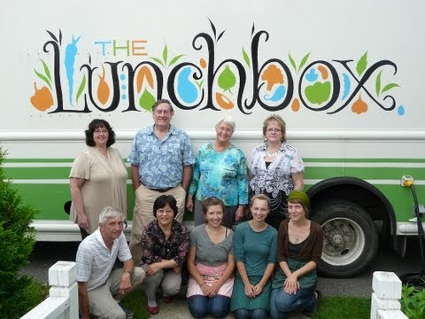 Mobile Food Market | The LunchBox | Vermont Grown