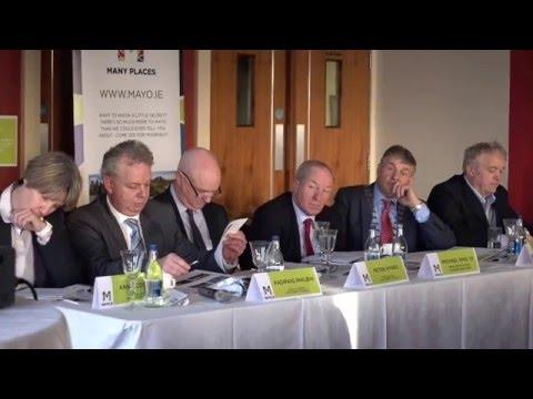 John Mc Gee: Destination Mayo Tourism Strategy