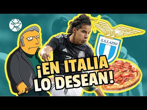 ¡NUEVA OPORTUNIDAD! | Diego Lainez es pretendido en la Serie A